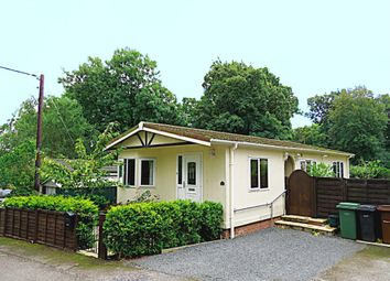 Thumbnail 2 bed mobile/park home for sale in Oak Avenue, Radley, Abingdon
