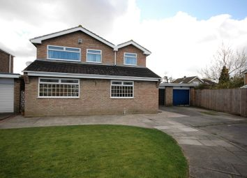 Thumbnail 4 bed detached house for sale in Whingroves, Thornaby Stockton On Tees, County Durham