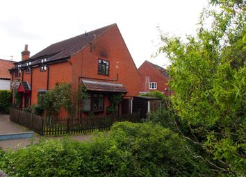 Thumbnail 3 bedroom semi-detached house for sale in White Horse Street, Wymondham, Norfolk
