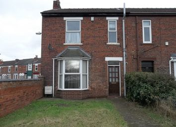 Thumbnail 3 bed end terrace house to rent in Lea Road, Gainsborough