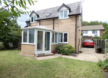 Thumbnail 2 bed detached house for sale in Wentworth Close, Middleton, Manchester