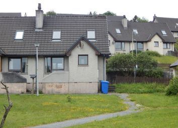 Thumbnail 2 bed semi-detached house for sale in Matheson Place, Portree, Isle Of Skye