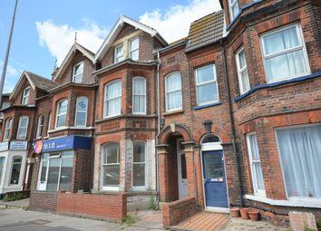 Thumbnail 3 bedroom maisonette to rent in Battery Green Road, Lowestoft, Suffolk