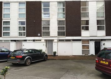 Thumbnail 4 bed town house to rent in Hornby Close, Swiss Cottage