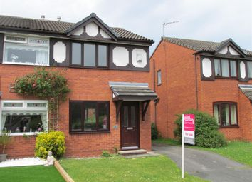 Thumbnail 2 bed semi-detached house for sale in Blakenhall Way, Saughall Massie, Wirral