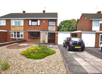 3 bed semi-detached house for sale in Worcester Avenue, Birstall, Leicester LE4