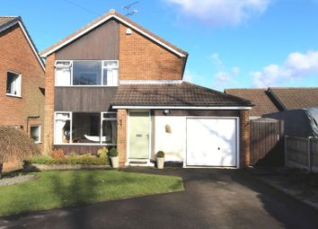 Thumbnail 4 bed detached house for sale in Berry Hill Lane, Mansfield