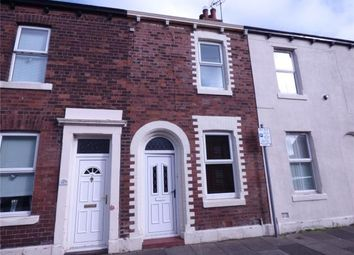 Thumbnail 1 bed terraced house to rent in Denton Street, Carlisle, Cumbria