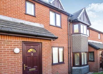 Thumbnail 2 bedroom terraced house for sale in Honeylands Drive, Exeter