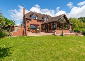 Thumbnail 4 bed detached house for sale in Bringsty Common, Bringsty, Worcester