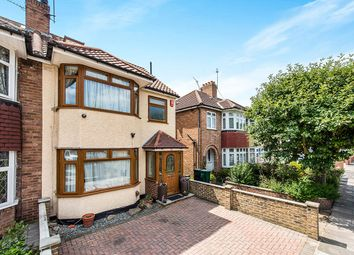 Thumbnail 4 bed semi-detached house for sale in Nelson Road, Whitton, Twickenham