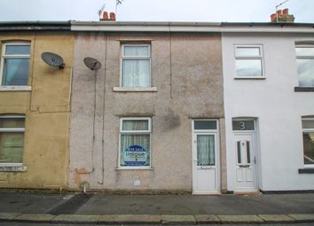 Thumbnail 2 bed terraced house for sale in Hapton Street, Thornton-Cleveleys