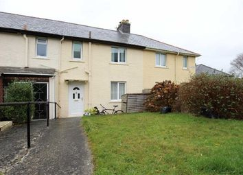 Thumbnail 3 bed terraced house for sale in Fourth Avenue, Penparcau, Aberystwyth
