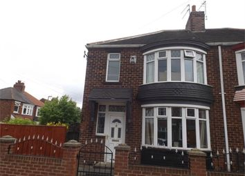Thumbnail 3 bedroom semi-detached house for sale in Rochester Road, Middlesbrough, North Yorkshire