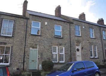 Thumbnail 4 bed terraced house to rent in Portland Terrace, Hexham, Northumberland.