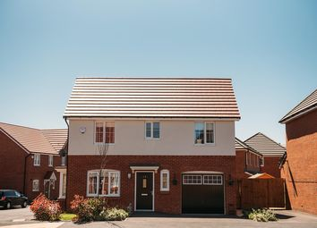 Thumbnail 3 bed semi-detached house to rent in Canavan Way, Salford