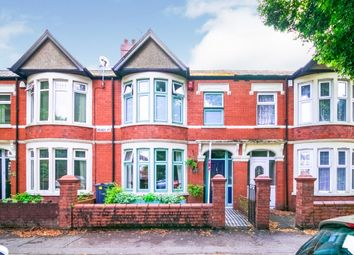 Thumbnail Terraced house for sale in Maindy Road, Cathays, Cardiff