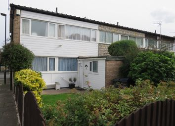 Thumbnail 3 bed end terrace house for sale in Stapleford Croft, Kings Norton, Birmingham