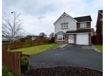 Thumbnail 4 bed detached house for sale in Robert Philp Road, Kirkcaldy