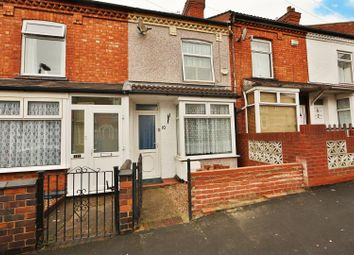 Thumbnail 3 bed terraced house for sale in Avenue Road, Rugby