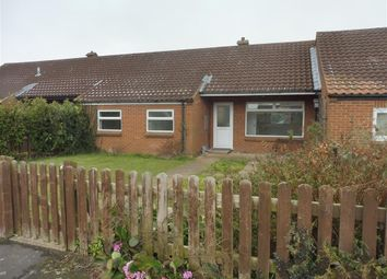 Thumbnail 2 bed semi-detached bungalow for sale in Lings Close, Horsford, Norwich