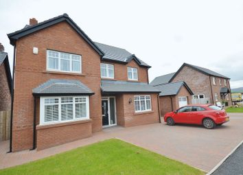 Thumbnail 4 bed detached house for sale in Keekle Meadows Road, Cleator Moor