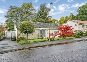 Thumbnail 3 bedroom detached bungalow for sale in Forrester Grove, Alloa
