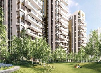 Thumbnail 3 bed flat for sale in North Wharf Road, Paddington, London
