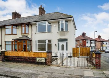 Thumbnail 3 bed semi-detached house for sale in Yewdale Road, Liverpool
