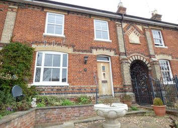 Thumbnail 3 bedroom end terrace house to rent in Prospect Terrace, Rectory Road, Kedington