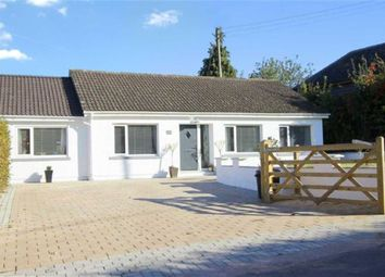 Thumbnail 4 bed detached bungalow for sale in St. Maughans, Monmouth