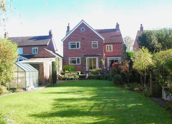 Thumbnail 4 bed detached house for sale in Brompton Road, Northallerton