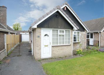 Thumbnail 3 bedroom detached bungalow for sale in East Bank Ride, Forsbrook, Stoke-On-Trent