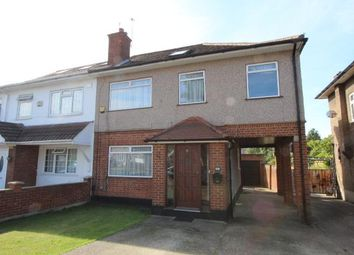 Thumbnail 5 bedroom semi-detached house for sale in Kingshill Avenue, Hayes