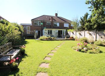 Thumbnail 4 bed semi-detached house for sale in Masefield Avenue, Borehamwood, Hertfordshire