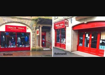 Thumbnail Retail premises for sale in Spring Gardens Centre, Buxton