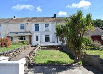 Thumbnail 3 bed terraced house for sale in Llangyfelach Road, Treboeth, Swansea.