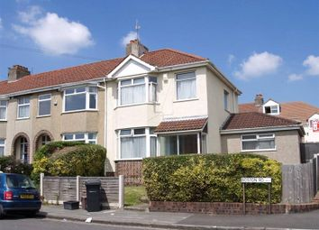 Thumbnail 3 bedroom end terrace house to rent in Boston Road, Horfield, Bristol