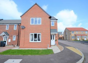 Thumbnail 3 bed detached house for sale in 22 Crucible Close, Lincoln