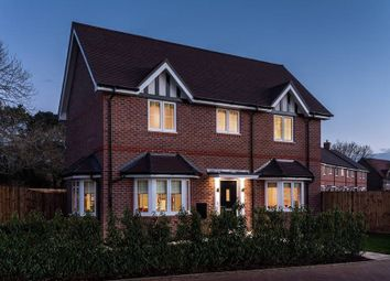 "Thumbnail 3 bedroom detached house for sale in ""The Loxwood"" at Amlets Lane, Cranleigh"