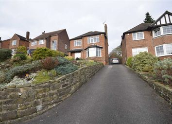 Thumbnail 3 bed detached house for sale in Mount Pleasant Drive, Belper