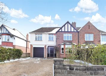 Thumbnail 5 bed semi-detached house for sale in Elm Road, Reading, Berkshire