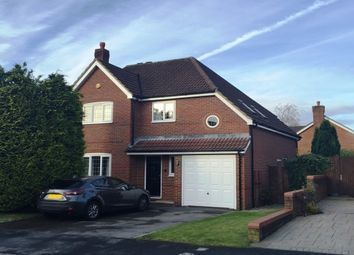 Thumbnail 4 bedroom property to rent in Ploughmans Way, Macclesfield