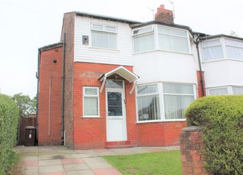 Thumbnail 3 bed semi-detached house for sale in East Meade, Prestwich, Manchester