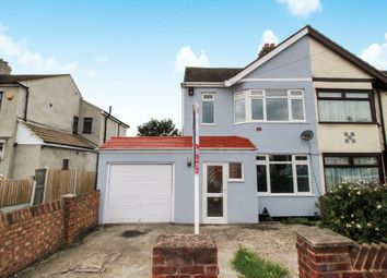 Thumbnail 3 bed end terrace house for sale in Waverley Road, Rainham