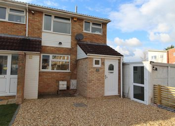 Thumbnail 3 bed end terrace house for sale in Grass Meers Drive, Whitchurch, Bristol