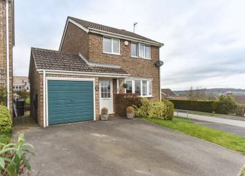 Thumbnail 3 bed detached house for sale in Firs Avenue, Hulland Ward, Ashbourne