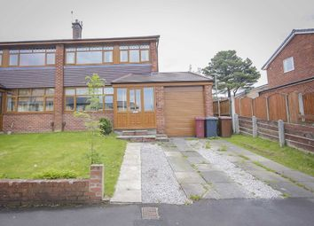 Thumbnail 3 bed semi-detached house to rent in Copper Beeches, Meins Road, Blackburn
