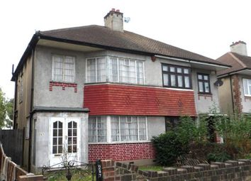 Thumbnail 3 bedroom semi-detached house for sale in Bournemouth Park Road, Southend-On-Sea, Essex