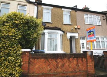 Thumbnail 3 bed terraced house for sale in Lincoln Road, Enfield